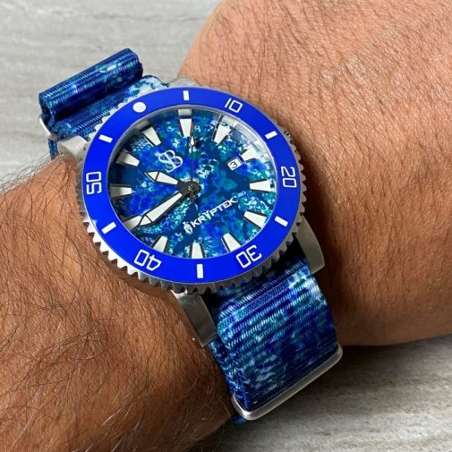 S & B watches